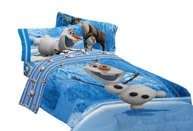 Disney Frozen Olaf Reversible Full Comforter Only $25.07! (Reg. $58)