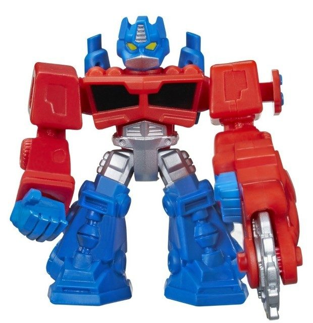 Playskool Heroes Transformers Rescue Bots Optimus Prime Just $2.80! (Reg. $9)