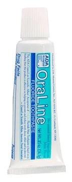 FREE OraLine Toothpaste Sample!!