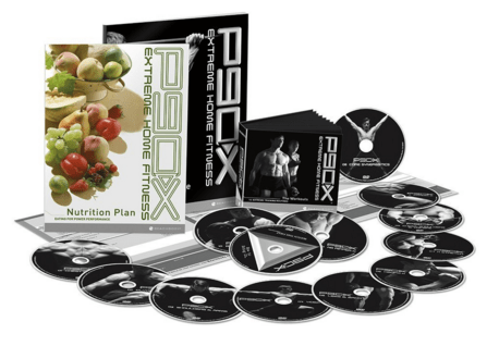 P90X DVD Workout - Base Kit Just $50 Down From $140!