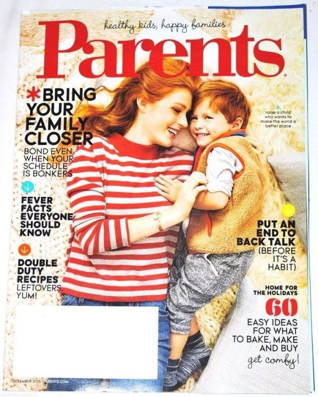 FREE Subscription to Parents Magazine!