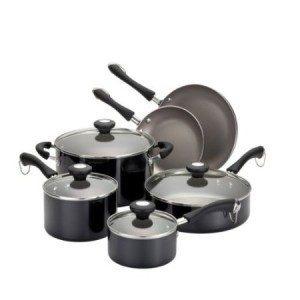 Paula Deen Porcelain 10-Piece Cookware Set Just $72.85 SHIPPED! (reg. $119.99)