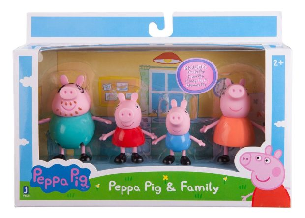 Peppa Pig Family Pack Just $9.97! (Reg. $12)