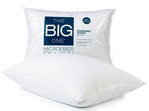 The Big One Towels And Pillows Just $2.54 At Kos!