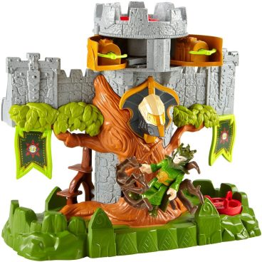 Fisher-Price Imaginext Woodland Castle Only $11.84! (Reg. $20)