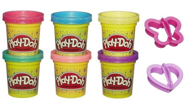 Play-Doh Sparkle Collection As Low As $4.99!