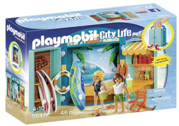 Playmobil Surf Shop Play Box Just $8.76 Down From $20!