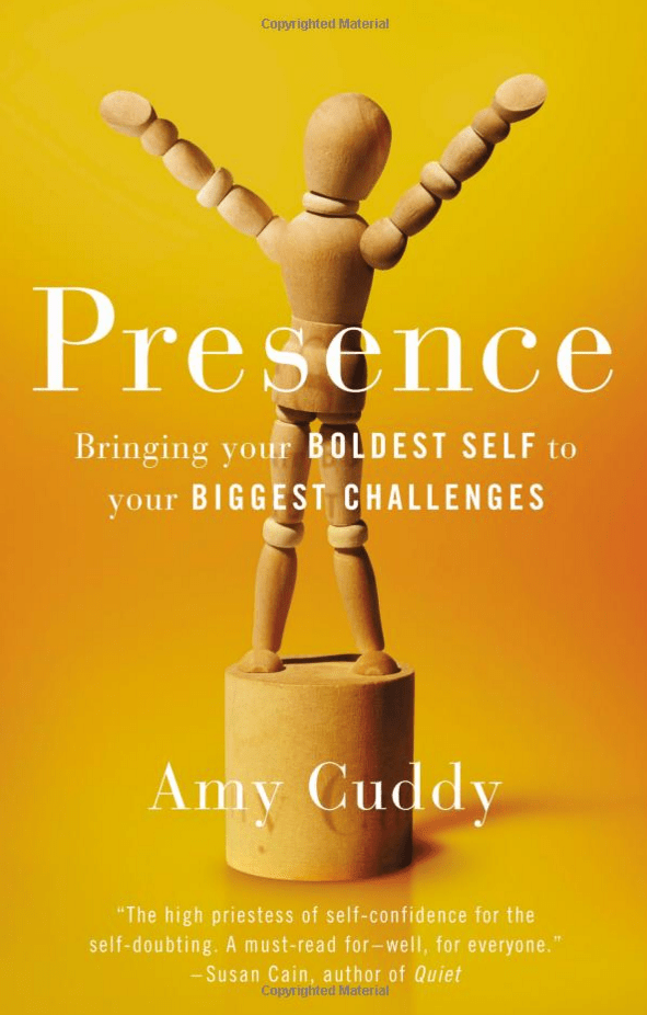 Presence: Bringing Your Boldest Self to Your Biggest Challenges Was $28 Now $23.21!