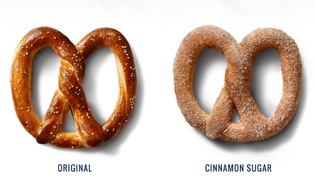 Get The App Now To Get A FREE Pretzel at Auntie Anne's On 4/26!
