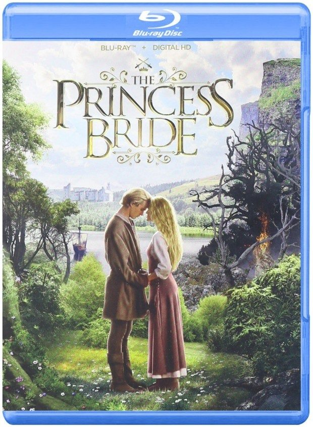 The Princess Bride On Blu-ray Only $5!