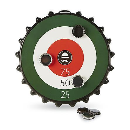 Magnetic Bottle Cap Dartboard Just $12.60 Down From $30.00 At Sears!