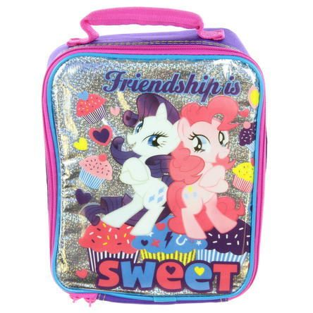 Fab My Little Pony Friendship is Sweet Lunch Bag Just $6.00! Down From $21.95!