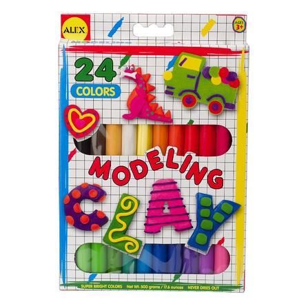 Alex Toys ALEX Toys Artist Studio Modeling Clay with 24 Colors Just $14.16 Down From $28.32 At Sears!