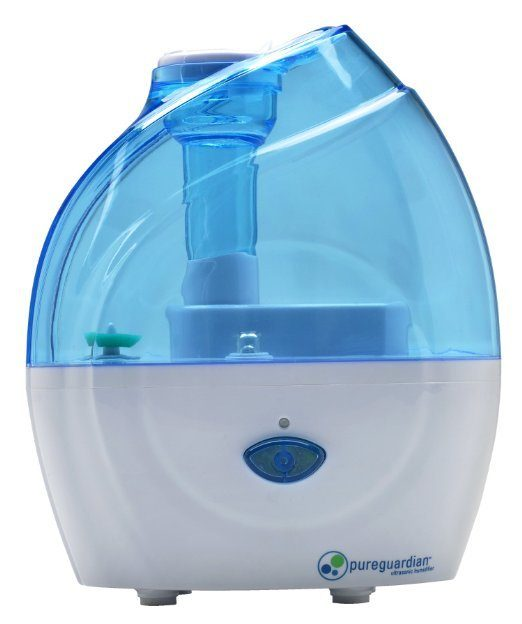 PureGuardian Ultrasonic Cool Mist Humidifier Just $17.88 (Reg. $40!)