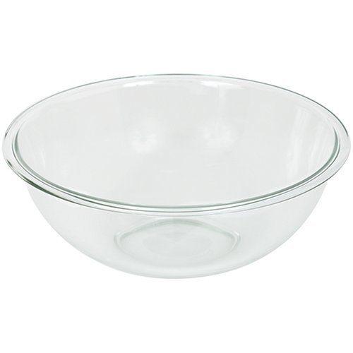 Pyrex Prepware 4-Quart Rimmed Mixing Bowl Only $9.40!  (Reg. $32)