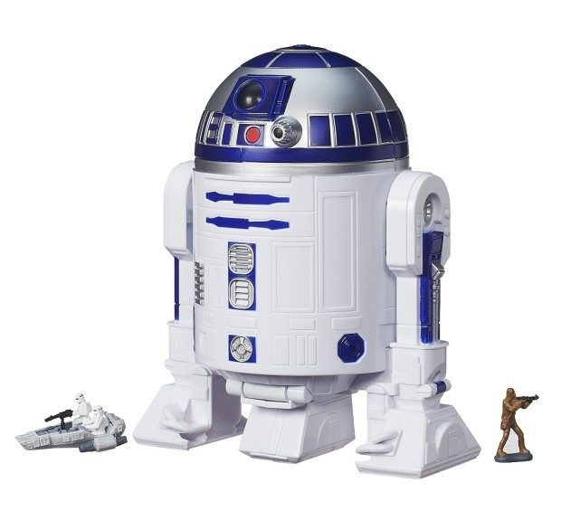 Star Wars The Force Awakens Micro Machines R2-D2 Playset Just $12.98! (Reg. $20)