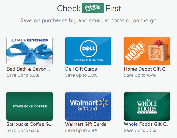 $25 Gift Card For Only $10!