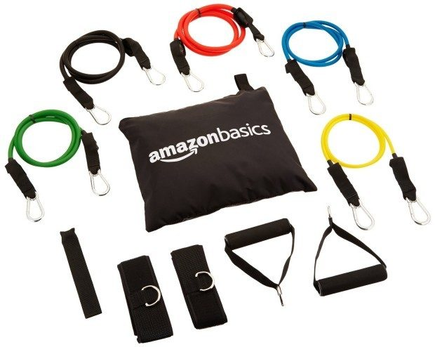 Resistance Band Set Just $18.99!