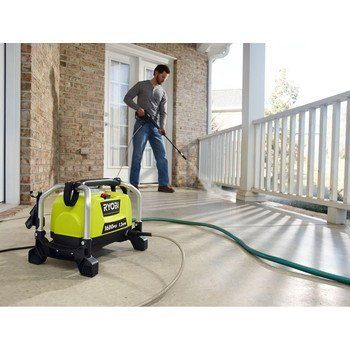 Ryobi Factory-Reconditioned 1,600 PSI Electric Pressure Washer Just $84.99!