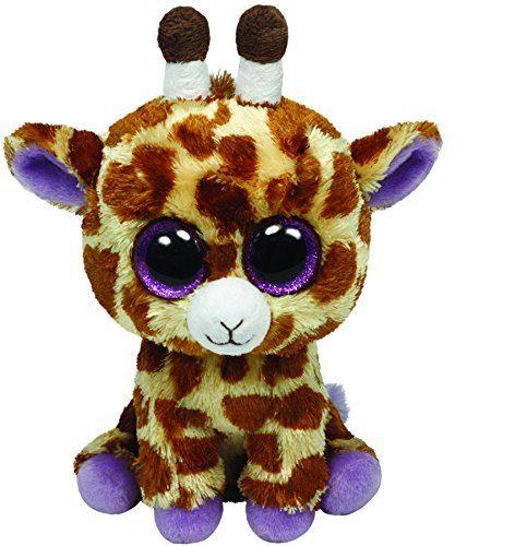 """Ty Beanie Boos - Safari the Giraffe 6"""" Just $5.98! (Reg. $10)"""