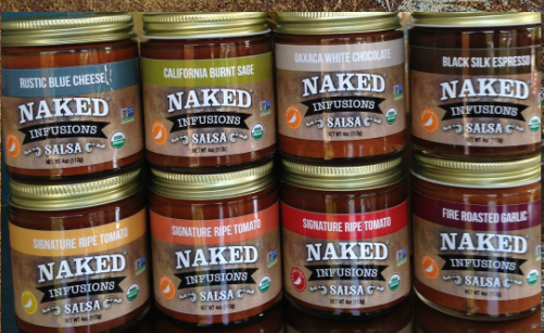 FREE Naked Infusions Salsa Sample!!