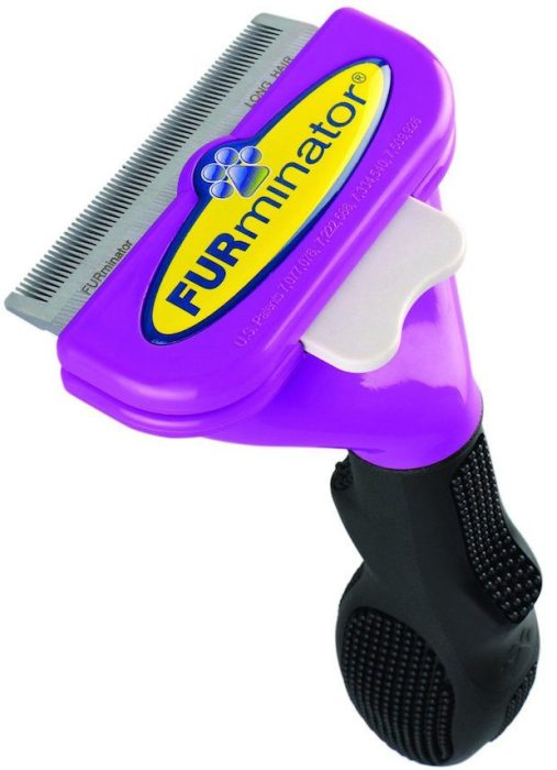 FURminator deShedding Tool for Cats Only $26.99!