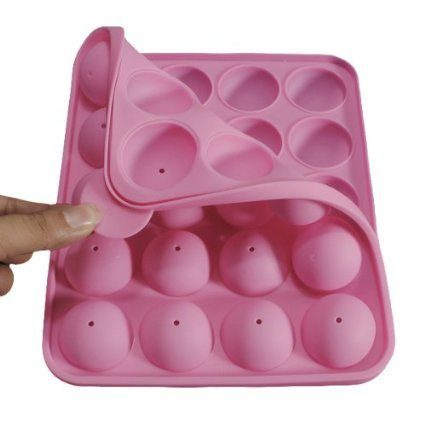 Silicone Cake Pop Mold Only $6.50 + $0.99 Shipping!