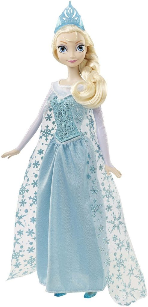 Disney Frozen Fever Singing Elsa Doll Just $9.99! (reg. $24.99)