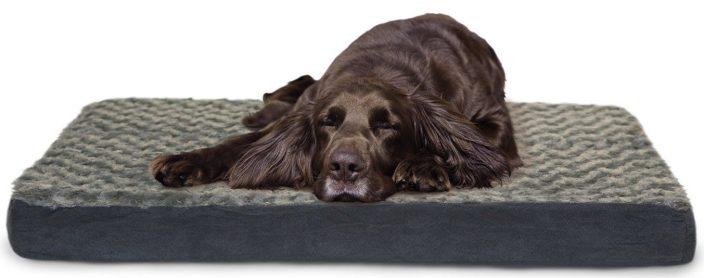 FurHaven Egg-Crate Orthopedic Pet Bed $31! (Reg. $41)