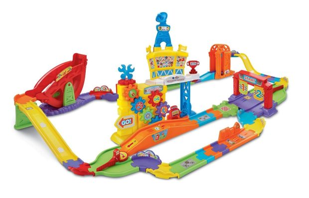 VTech Go! Go! Smart Wheels Ultimate RC Speedway Was $61 Now Just $31.90!