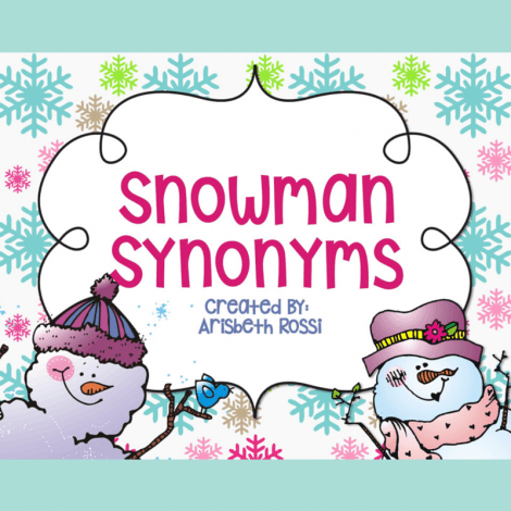 snowman synonyms