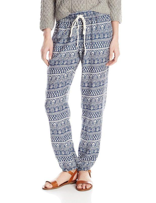 Roxy Juniors Sweet Sea Soft Pant Just $7.98!