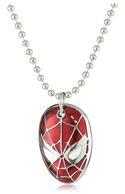 Marvel Comics Spider-Man Necklace Only $9.99 Plus FREE Shipping!