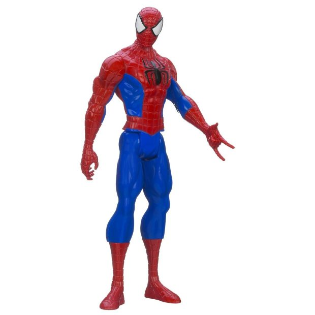 Marvel Avengers Titan Hero Series Spider Man 12-Inch Figure Only $11.94!