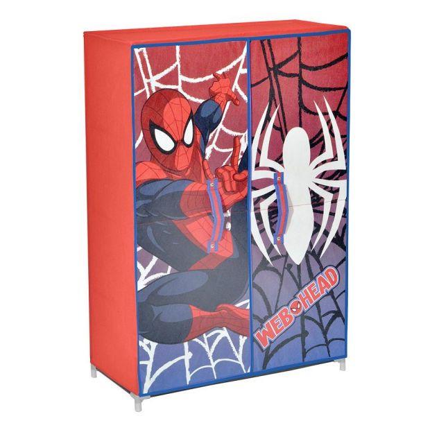 Marvel Spider-Man Collapsible Storage Wardrobe Only $16.99!  (Reg. $40)