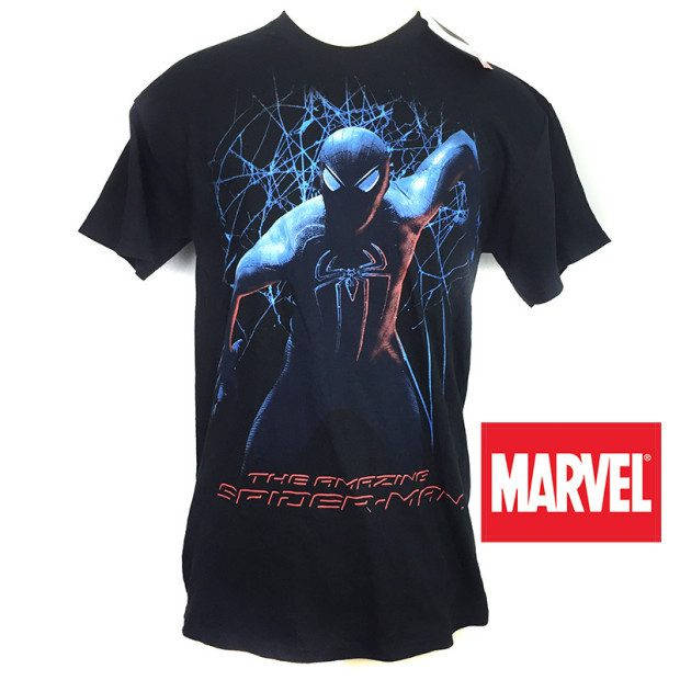 Officially Licensed Marvel Spider-Man Tee-Shirt Only $7.99 Plus FREE Shipping!