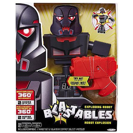 Jakks Pacific Bump N Blast Robot Exploding Target Just $13.29 Down From $27.99 At Sears!