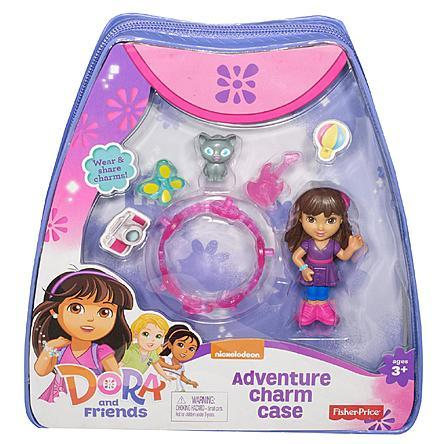 Nickelodeon Dora & Friends Adventure Charm Case by Fisher-Price Just $5.62 At Sears!