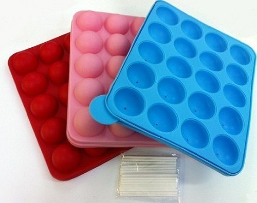 standard silicone cake pop mold