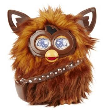 Star Wars Furbacca Just $44 Down From $80!