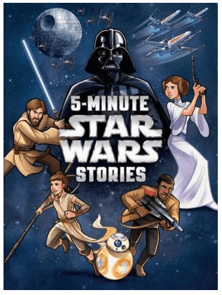 Star Wars: 5-Minute Star Wars Stories Just $7.63 Down From $13!