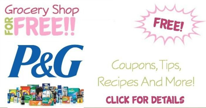 FREE Newsletter, Coupons, Tips, Recipes & More From P&G Everyday!