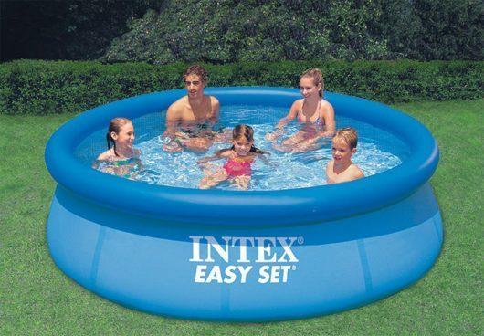 10 39 X 30 Intex Easy Set Pool Reg 100 Ships Free