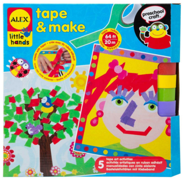 ALEX Toys Little Hands Tape & Make Just $9 Down From $14!