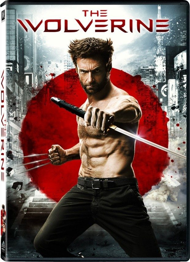 The Wolverine on DVD Only $4.99 + FREE Shipping with Prime!