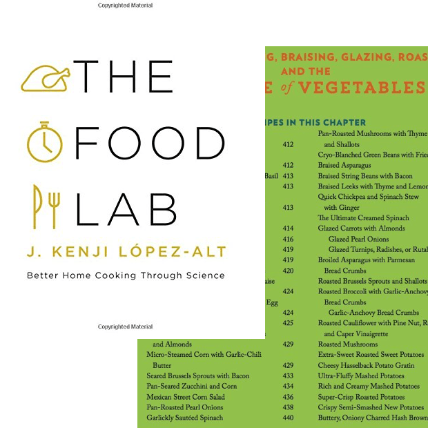 The Food Lab: Better Home Cooking Through Science Was $50 Now Only $19.23!