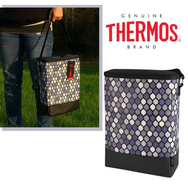 FREE Thermos Designer Insulated Food and Beverage Cooler Carrier! Down From $26.00!