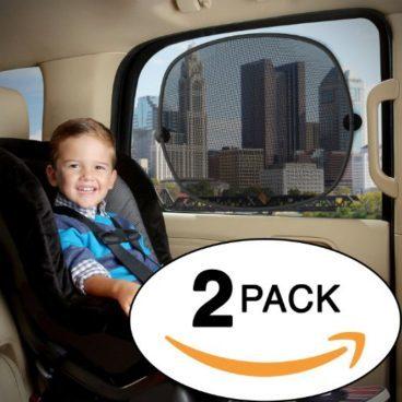 Car Sun Shade 2 Pack Only $8.99! (Reg. $30)