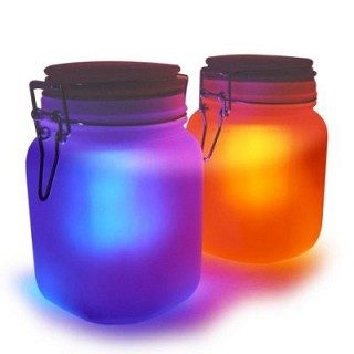 Solar Jar Light by Fine Life Just $14.99! Down From $40.00!