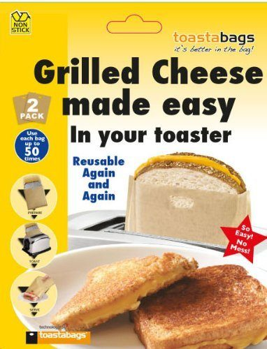Toastabags Reusable 2 Pk Only $4.99!
